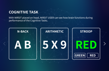fNIRS NIRSIT Software - Task Mode
