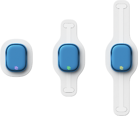 Soterix Medical Wearable integration: Vital Sign Monitoring HealthDot