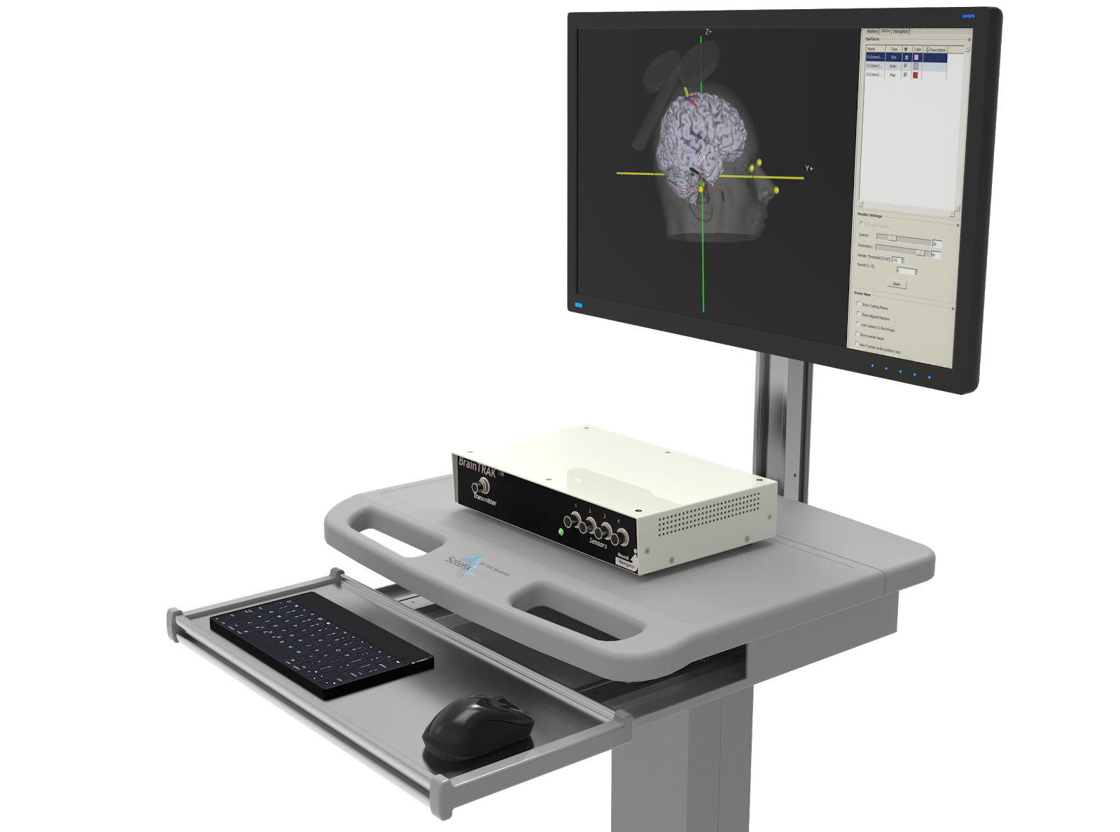 TMS Neuronavigation system