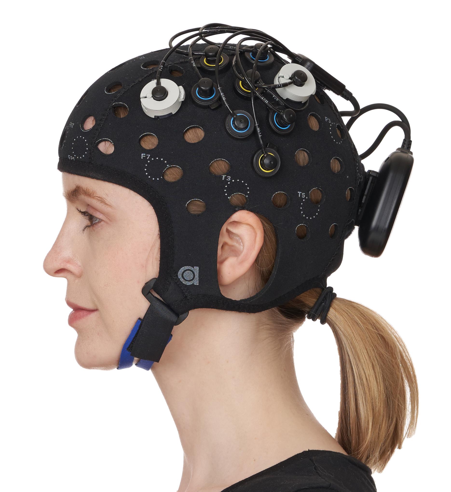 tES + fNIRS Head Gear